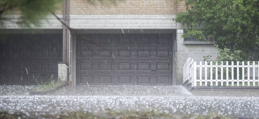 Hail Storm in Florida